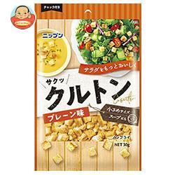 送料無料 【2ケースセット】日本製粉 ニップン クルトン プレーン味 30g×20袋入×(2ケース)
