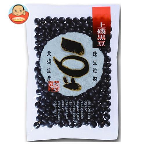 送料無料 【2ケースセット】サンコク 豆印 上磯黒豆 200g×10袋入×(2ケース)
