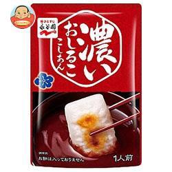 【送料無料】【2ケースセット】永谷園 濃いおしるこ こしあん 150g×10袋入×(2ケース)