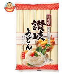 送料無料 【2ケースセット】麺有楽 讃岐うどん 600g×15袋入×(2ケース)