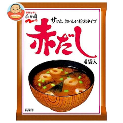 送料無料 【2ケースセット】永谷園 赤だしみそ汁 36g×10個入×(2ケース)