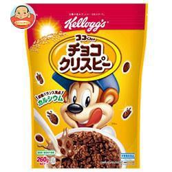 送料無料 【2ケースセット】ケロッグ ココくんのチョコクリスピー 260g×6袋入×(2ケース)