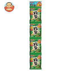 送料無料 ギンビス 枝豆ノンフライ焼き4連 52g(13g×4)×12個入
