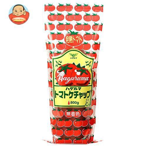 送料無料 ハグルマ JAS特級 トマトケチャップ 800g×15本入