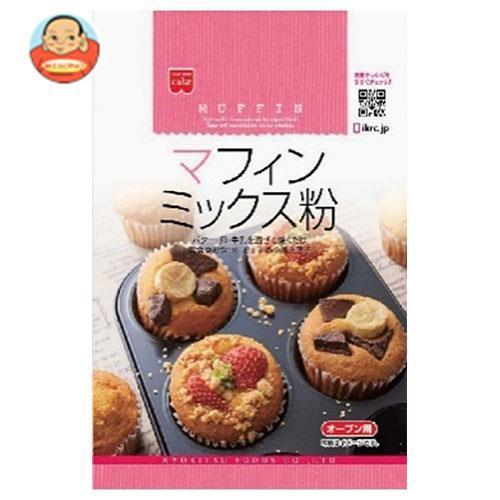 送料無料 【2ケースセット】共立食品 マフィンミックス粉 200g×6袋入×(2ケース)