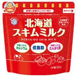 送料無料 雪印メグミルク 北海道スキムミルク 180g×12袋入