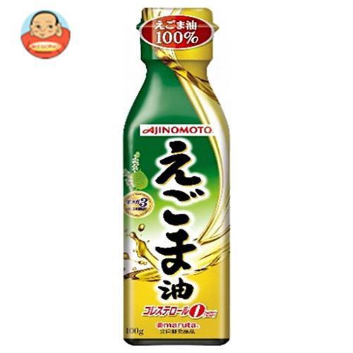 送料無料 J-オイルミルズ AJINOMOTO えごま油 100g瓶×12本入