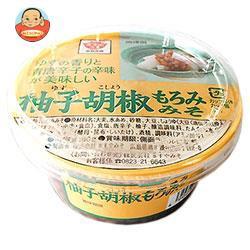 送料無料 【2ケースセット】ますやみそ お手軽カップ 柚子胡椒もろみみそ 90g×12個入×(2ケース)