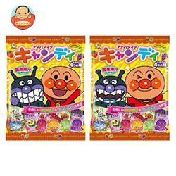 送料無料 【2ケースセット】不二家 アンパンマンキャンディ 110g×6袋入×(2ケース)