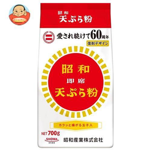 送料無料 昭和産業 (SHOWA) 昭和天ぷら粉 700g×20袋入