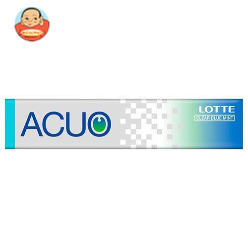 送料無料 【2ケースセット】ロッテ ACUO(アクオ) クリアブルーミント 14粒×20個入×(2ケース)