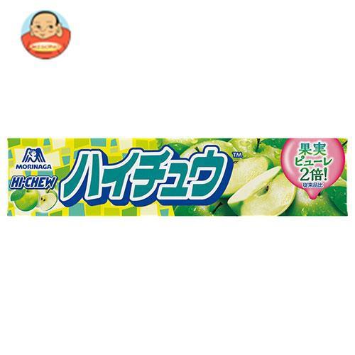 送料無料 森永製菓 ハイチュウ グリーンアップル 12粒×12個入