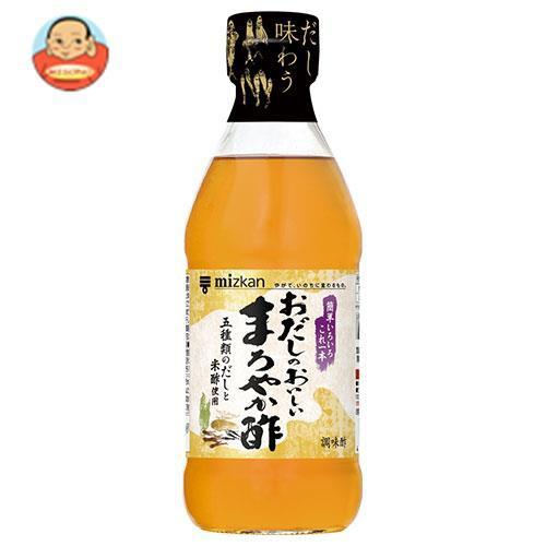 送料無料 【2ケースセット】ミツカン おだしのおいしいまろやか酢 360ml×10本入×(2ケース)