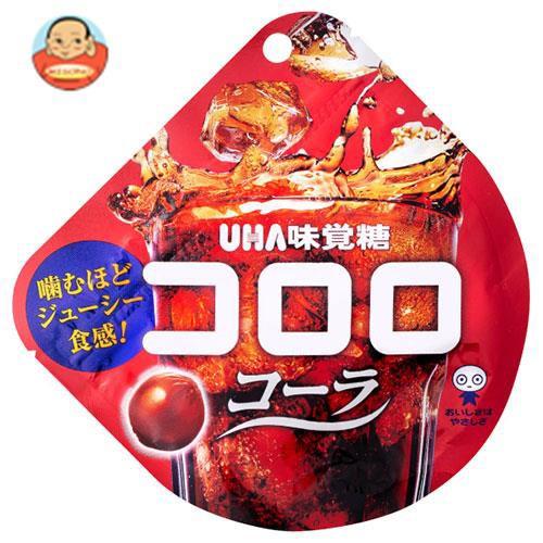 送料無料 【2ケースセット】UHA味覚糖 コロロ コーラ 40g×6袋入×(2ケース)