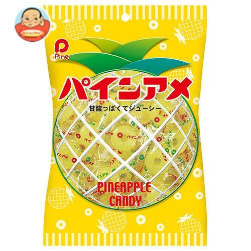 送料無料 【2ケースセット】パイン パインアメ 120g×6袋入×(2ケース)
