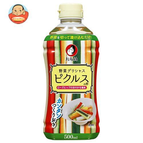 送料無料 【2ケースセット】オタフク ピクルスの酢 500ml×12本入×(2ケース)