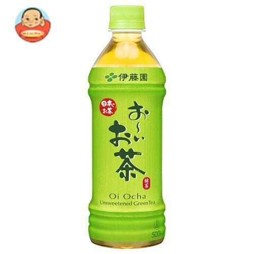 お〜いお茶 緑茶 500ml×24本 PET