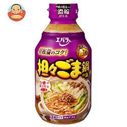 送料無料 【2ケースセット】エバラ食品 担々ごま鍋の素 300ml瓶×12本入×(2ケース)