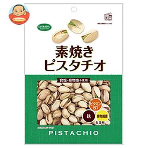 送料無料 【2ケースセット】共立食品 素焼きピスタチオ 徳用 180g×12袋入×(2ケース)