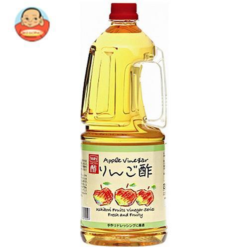 送料無料 内堀醸造 りんご酢 1800mlペットボトル×6本入