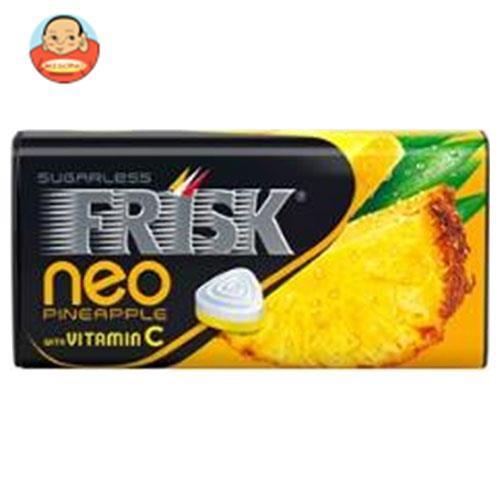 送料無料 クラシエフーズ FRISK(フリスク)ネオ パイナップル 35g×9個入