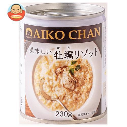送料無料 伊藤食品 美味しい牡蠣リゾット 230g缶×12個入