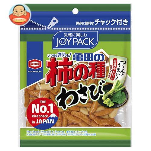 送料無料 亀田製菓 亀田の柿の種 わさび 79g×20袋入