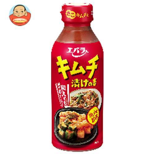 送料無料 エバラ食品 キムチ漬けの素 300ml×12本入