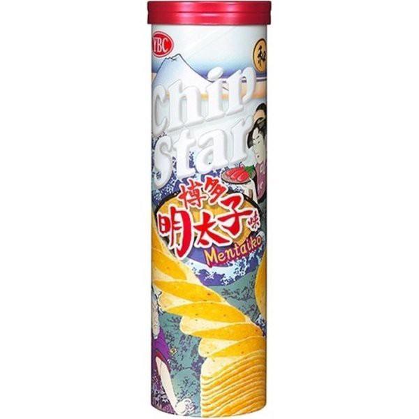 ヤマザキビスケット チップスター L 博多明太子味 115g ×12袋