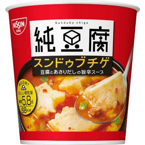 日清 純豆腐 スンドゥブチゲ スープ 17g×6個