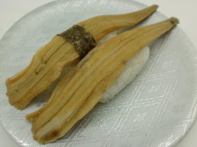 寿司ネタ 煮穴子フィレ約10g×10尾 すしねた 業務用 あなご アナゴ 1本物 海鮮丼 巻物 やわらか
