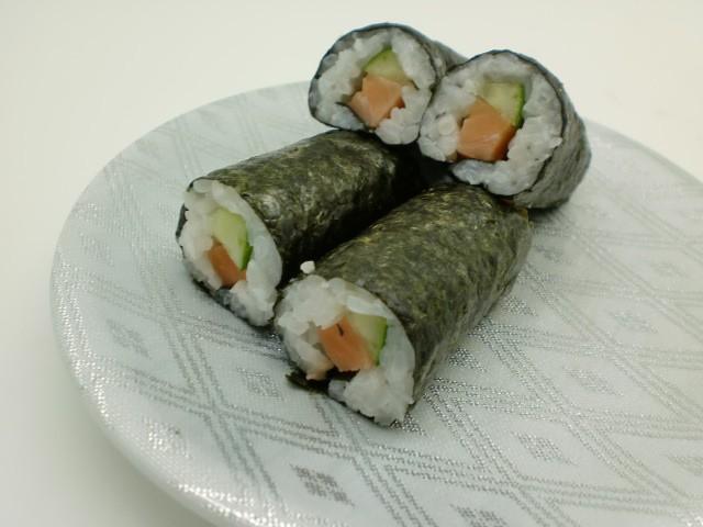寿司ネタ アトランティックサーモン芯 約9g 9cm×20本 巻き寿司 まきすし さーもん 節分 細巻 のせるだけ 生食用 サーモン巻 てっかまき