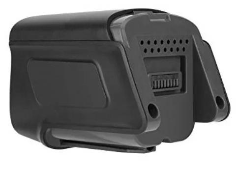 MooSooコードレス掃除機K17旧型 17000Pa強力吸引 専用2200mAh着脱式バッテリー