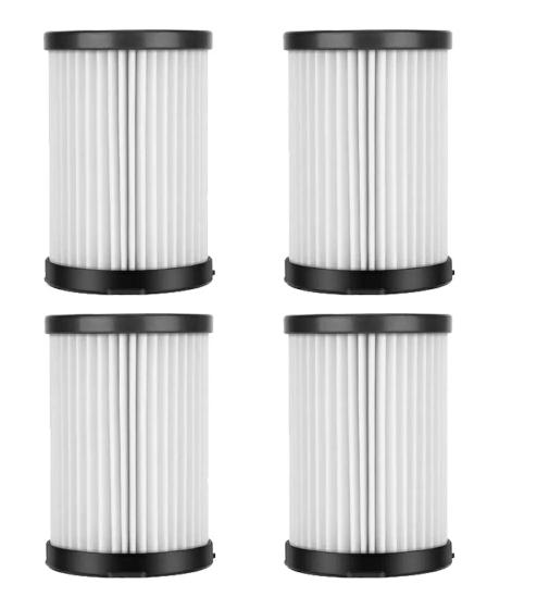 【超お得の4個セット】モーソーMooSoo X6掃除機 HEPA+綿 4個セット フィルター アクセサリー