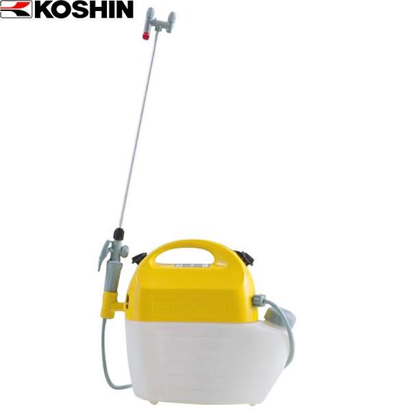 工進:ガーデンマスター 乾電池式噴霧器 GT-5HS
