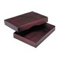 yoshino:高級木製決裁箱 Y-257 A4 890530