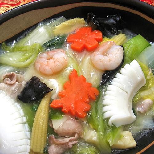 八宝菜(200g)中華 惣菜 中華料理 冷凍食品 レトルト お取り寄せグルメ 食品 冷凍真空パック 調理は湯煎で10分
