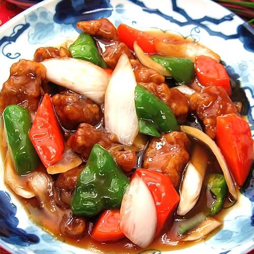 酢豚(200g)中華 惣菜 中華料理 冷凍食品 レトルト すぶた スブタ 冷凍真空パック 調理は湯煎で10分