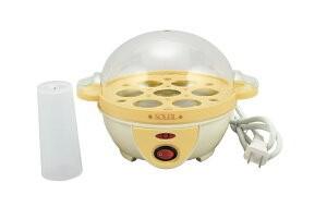 【即納】ゆで卵器 SOLEIL(ソレイユ) 電気たまごゆで器 SL-25 ゆでたまご 卵 玉子 朝食 キッチン家電 ソレイユ 新生活 ギフト