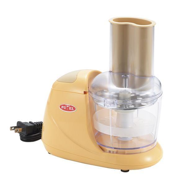 【即納】プエル 電動おろし器【PU-110】大根おろし器 調理器具 調理家電 おろし器 おろし金 リンゴ ニンジン 離乳食 料理 お料理 下ごし