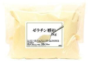 【即納】自然健康社 国産ゼラチン顆粒 1kg