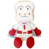 【即納】アンパンマン ぬいぐるみ 特大 抱き人形ソフト しょくぱんまん 182710 クリスマス プレゼント
