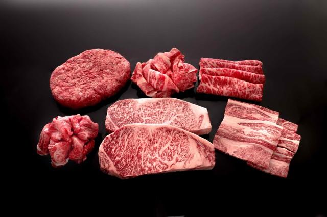 とちおとめ牛豪華食べ比べセット2kg