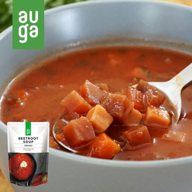 有機 JAS オーガニック ビーツスープ 400g x 3 合計1.2kg 野菜スープ