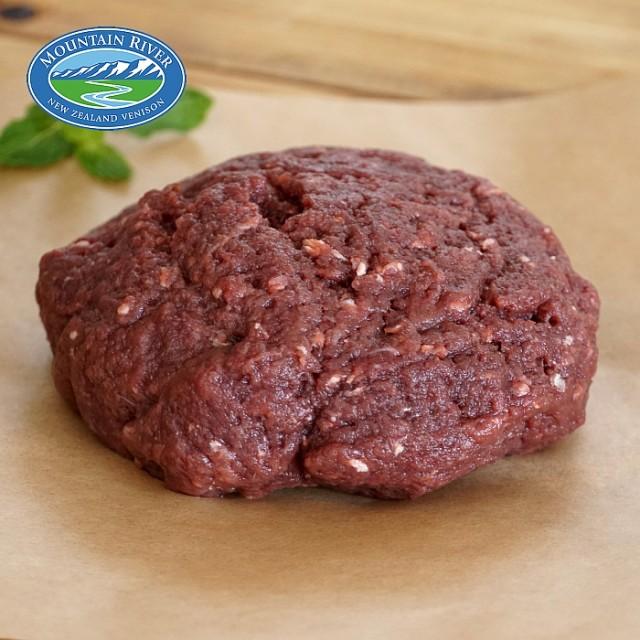 ニュージーランド産 ベニソン 鹿肉 ひき肉 ミンチ 高品質 ホルモン剤不使用 抗生物質不使用