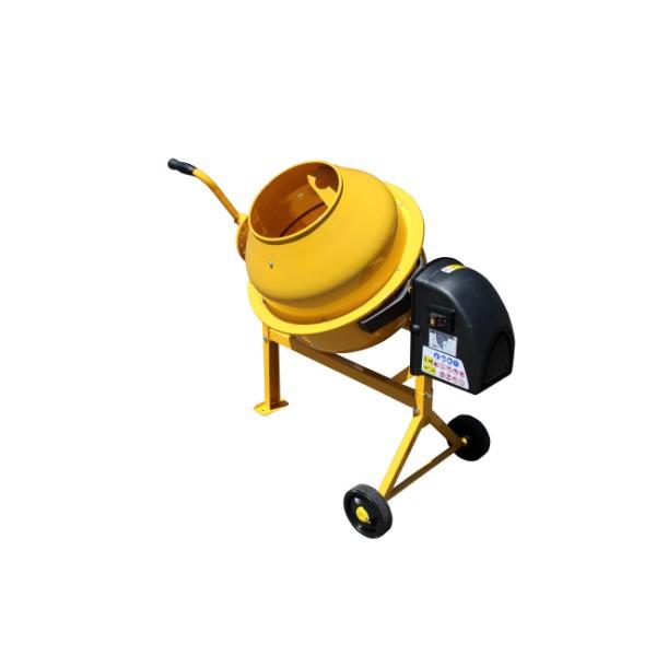 【メーカー直送の為代引き不可】■送料無料■アルミス 電動コンクリートミキサー まぜ太郎 AMZ-30Y 移動車輪付き メーカー1年保証付