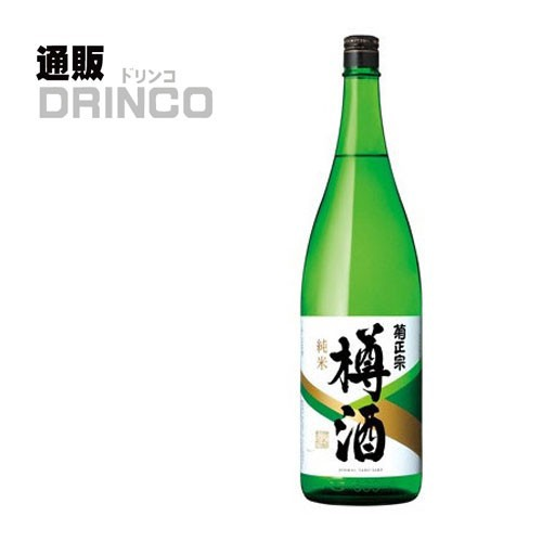純米 樽酒 1.8L 1 本 菊正宗