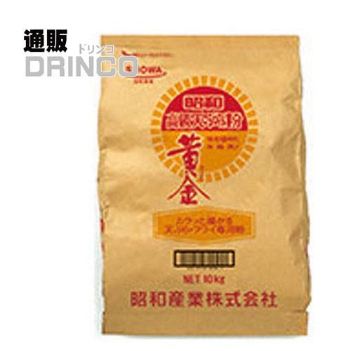 天ぷら粉 黄金 10kg 1 袋 昭和産業 【送料無料 北海道・沖縄・東北別途加算】