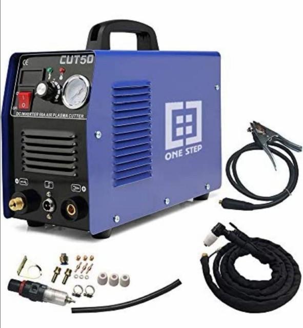 プラズマカッター CUT50 エアープラズマ切断機 デジタル切断機 1年保証