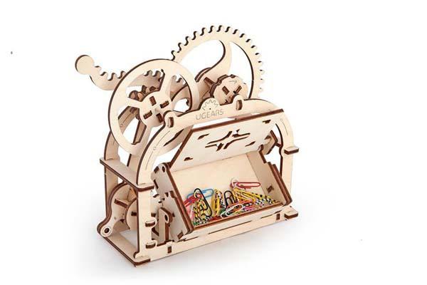 【10倍】 Ugears メカニカルボックス 木製 DIY 組み立てキット パズル パズル おもちゃ 母の日